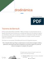 Hidrodinámica (2a Parte)