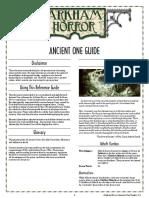 ArkhamHorror AncientOne Guide Bw v3.4