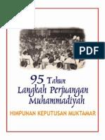 95tahunLangkahPerjuanganMuhammadiyah[lengkap]