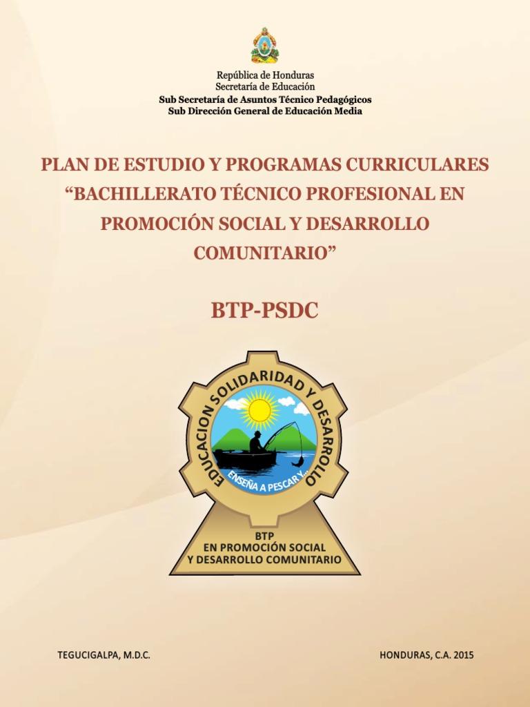 Btp Comunitario Desarrollo Social Promoción Y W2he9idy cqS3RL4Aj5