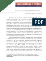 Folclore e Identidade Nacional Na Modernidade Pelo Olhar de Mário de Andrad