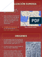 La Civilización Sumeria
