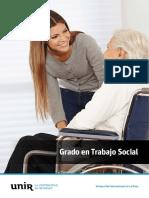 Plan de Estudio Trabajo Social,Madre