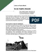 Masacre en Pampa Irigoin, Iván Ljubetic