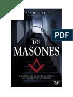 Vidal, Cesar - Los Masones