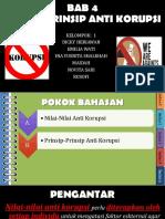 Bab 4 Pendidikan Anti Korupsi
