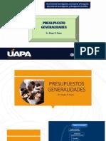 1.1 Presupuestos Generalidades e.r.