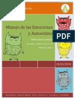 Taller Manejo de las Emociones y autoestima.pdf