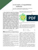 LECTURA Hexafloruro de Azufre y Compatibilidad Ambiental