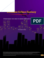 Utimate Urban Fantasy