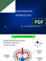 (3)COMPONENTES HIDRAULICOS