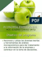 Economia Empresarial (Antologia Pres)