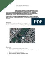 Informe Del Puente de Fierro 1