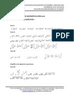 Guia 1 Matematica Cero