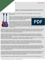audiomidilab.com - Cómo grabar una Guitarra Eléctrica