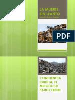 Conciencia Critica, El Metodo de Paulo Freire (2)