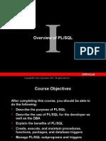 PLSQL intro