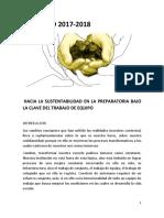 Proyecto Escolar 2017-2018