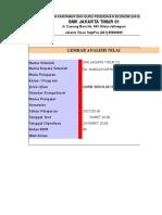 Analisis Butir Soal PG & URAIAN USBN Paket 1.xls