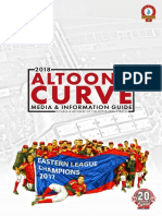 2018 Altoona Curve Media & Information Guide