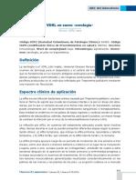VDRL en Suero Serologia ABC