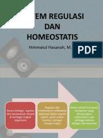 13. Sistem Regulasi Dan Homeostatis