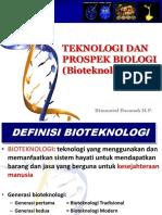 15. Teknologi Dan Prospek Biologi