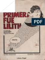 La primera fue Lilith. Lydia Sansoni.pdf