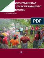 Reflexiones feministas sobre el empoderamiento de las mujeres. Clara Murguialday.pdf