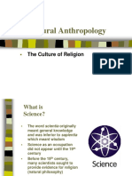 Culture of Religion