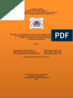 Perbaikan Manajemen Keuangan Kelompok MasyarakatUMKM Dalam Kemitraan Badan Usaha Milik Desa BUMDesa Di Desa Jatimulya Kecamatan Wonosari Kabupaten Boalemo