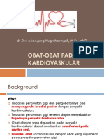Obat-obat Pada Kardiovaskular_FKG