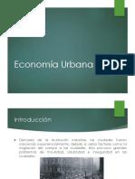 Economía Urbana