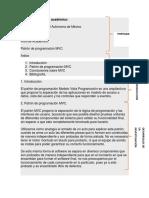 Ejemplo de Informe Académico