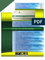 Trace Inverter Specs 1.6 kw