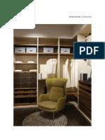Katalog Wardrobe TOTO