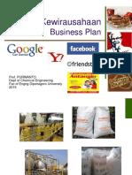 Business Plank Wu 2015