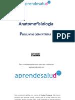 Anatomofisiología Exámenes Resueltos