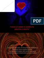 Ceea Ce Inima Isi Doreste Mintea o Arata (2)