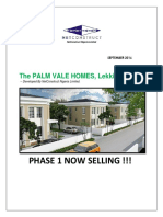 MT - Palm Vale Project Summary - SEPT 2016