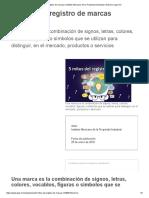 5 Mitos Del Registro de Marcas _ Instituto Mexicano de La Propiedad Industrial _ Gobierno _ Gob