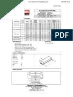 Kteb 275 Uv Tp Pic Spec Sheet