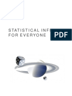 Statistical Inference for Everyone