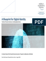 Blueprint for Digital Identity