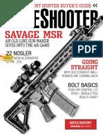 Rifle Shooter - May-June 2017