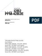 SONY TROUBLESHOOTING GUIDE PFM-42B2, 42B2E FLAT PANEL MONITOR 2ND EDITION (9-870-392-41).pdf