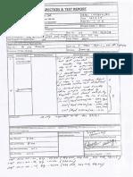 Inspection Report Part - 1