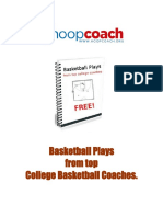 Free College Basketball Plays