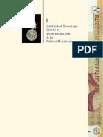 Estabilidad monetaria BCRP