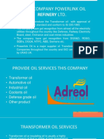 Best transformer oil in Delhi NCR
